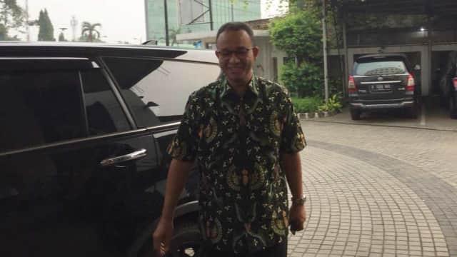 PKS Beri Sinyal Anies Tak Akan Nyapres: Harus Fokus 5 Tahun di Jakarta