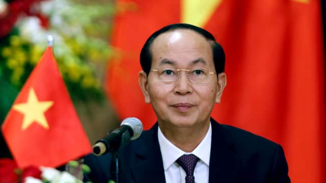 Presiden Vietnam Tran Dai Quang Meninggal Dunia