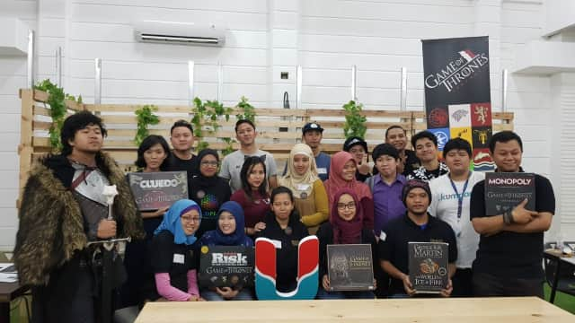 Win the 2nd Tourney: Game of Thrones Indonesia