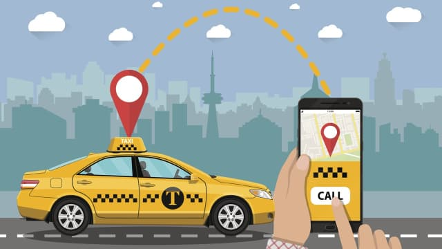 Pengusaha Transportasi Konvensional Kecewa Aturan Taksi Online Dicabut