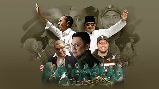 Riuh Perang Jubir Jokowi vs Prabowo
