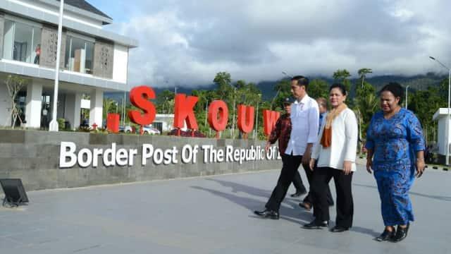 Di Era Jokowi, Daerah Perbatasan Dianggap Halaman Depan Negara