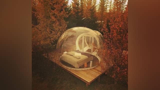 5 Hotel Ini Tawarkan Kamar Tidur Beratapkan Hamparan Langit