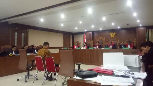 Eks Kadis Bina Marga Lampung Tengah Divonis 2 Tahun Penjara