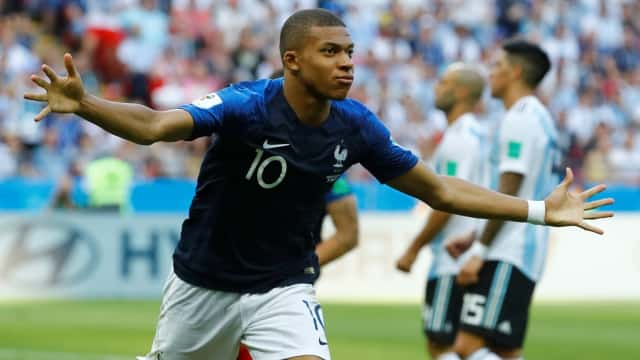 Piala Dunia 2018: Tim Terbaik Babak 16 Besar versi kumparan