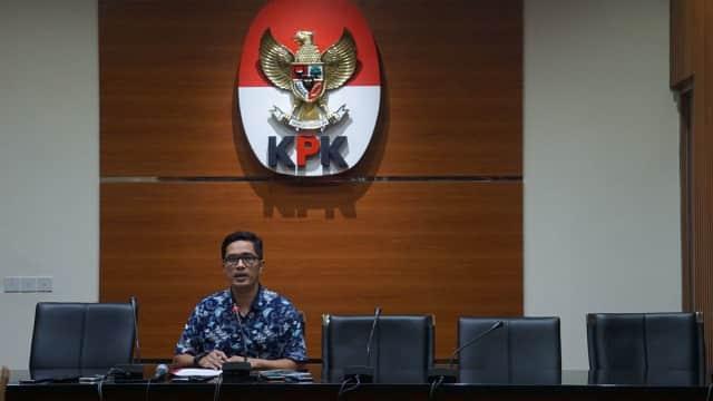 KPK Sebut OTT Bupati Lampung Tengah Beda dengan Daerah Lain