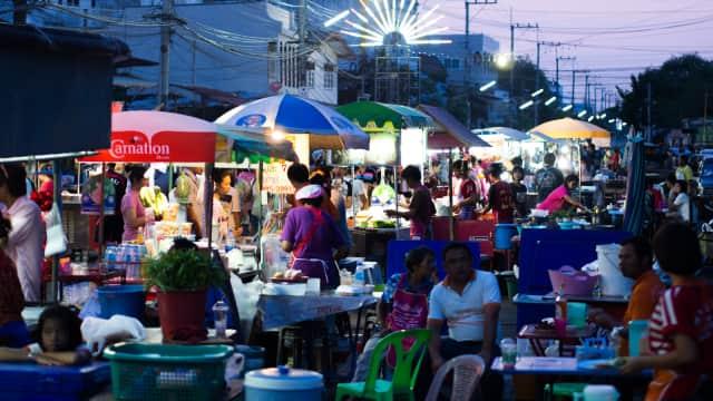 7 Street Food dari Berbagai Negara