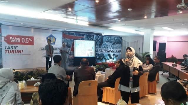 Pajak UMKM di Kalselteng Turun 0,5 Persen