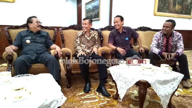 Pelantikan Bupati-Wabup Bojonegoro, Gubernur: Tahap Pertama di Grahadi 20 September