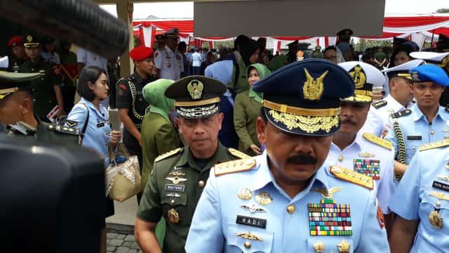 Soal Netralitas TNI dalam Pemilu 2019, Panglima: Sanksinya Karir!