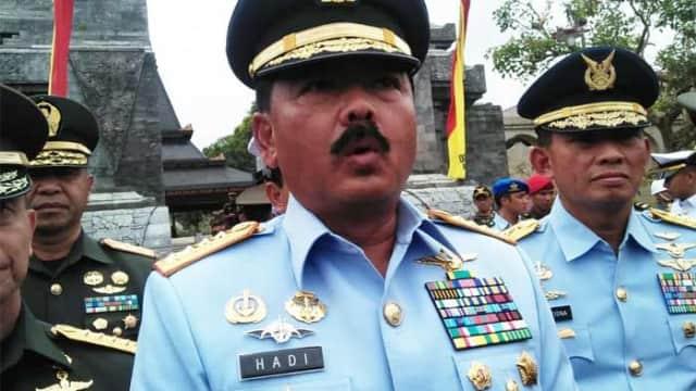 Tahun Politik, Begini Pesan Panglima Hadi Tjahjanto Untuk Prajurit TNI