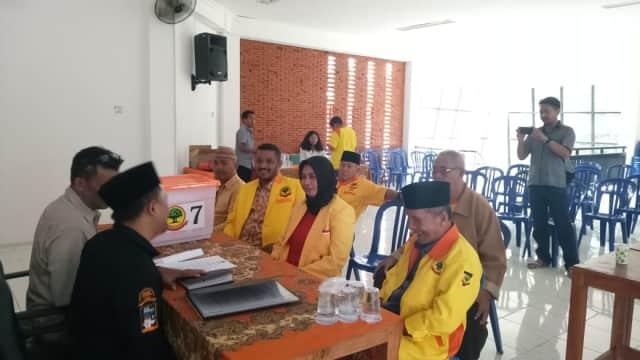 Tiga Partai Daftarkan Bacaleg Kurang Dari Kuota Maksimal di KPU Kota Pasuruan