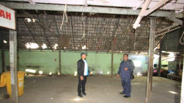 Rehab Pasar Baru Kota Probolinggo Ditunda Tahun Depan,Kenapa?