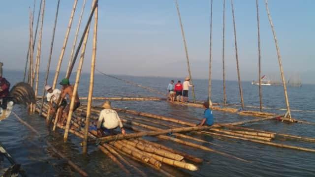 Bandel, Nelayan Pasuruan Masih Gunakan Alat Tangkap Ikan Terlarang