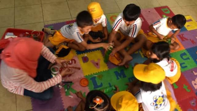 Keluarga, Fondasi Utama Membangun Masa Depan Anak