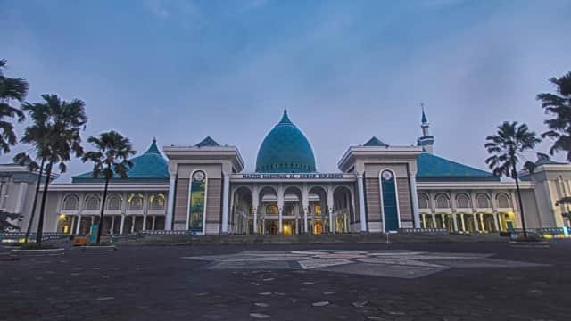 Masjid Sepanjang Jalur Mudik Bisa Jadi Tempat Istirahat
