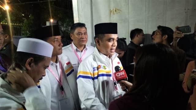 Prabowo - Sandi Bergerak ke KPU