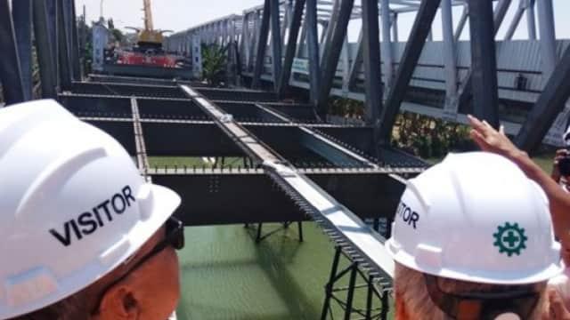 Perbaikan Jembatan Widang-Babat di Tuban Serap Anggaran Rp 12 Miliar
