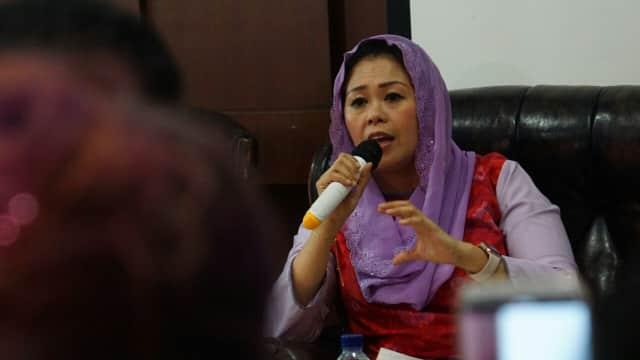 Yenny Wahid: Dari Dulu Suara NU Tidak Utuh ke Satu Kandidat Pilpres