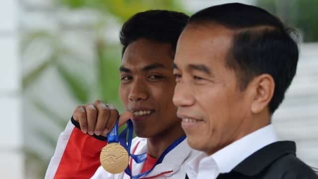 Cerita Zohri Diajak Jokowi Lihat Kuda hingga Kambing di Istana