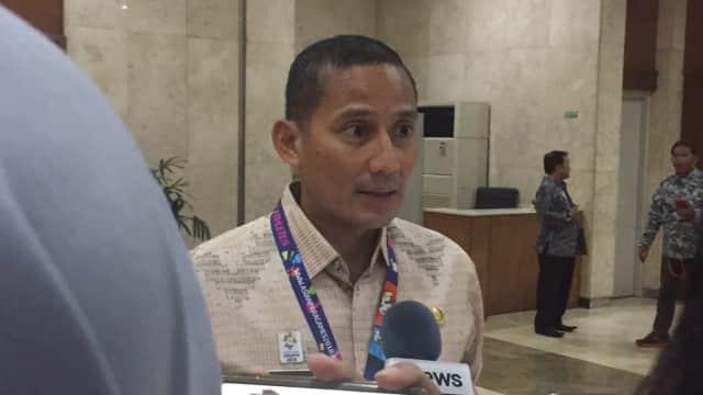 Sandi soal Anies Diusung PKS: Koalisi Kita No Surprise