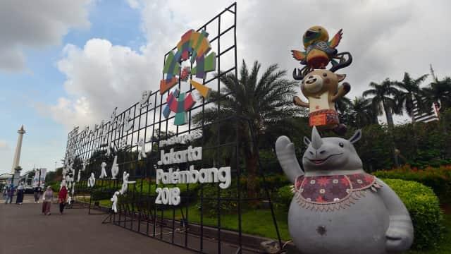 Asian Games: INASGOC dan BSSN Bekerja Sama Lawan Serangan Siber