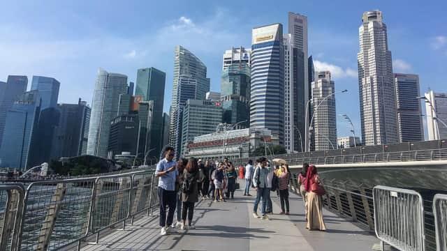 Singapura Selidiki Perusahaan Penyalur Barang Mewah ke Korut