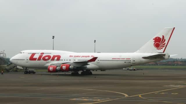 Pilot Lion Air yang Tertangkap Pakai Sabu Bahayakan Penerbangan
