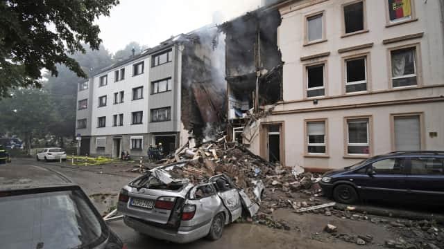 Apartemen Meledak di Jerman, 25 Orang Terluka