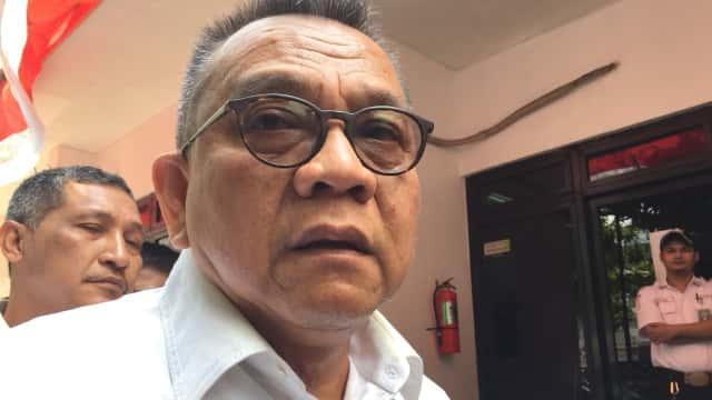Mediasi dengan KPU DKI Mentok, Eks Koruptor M Taufik Tempuh Ajudikasi