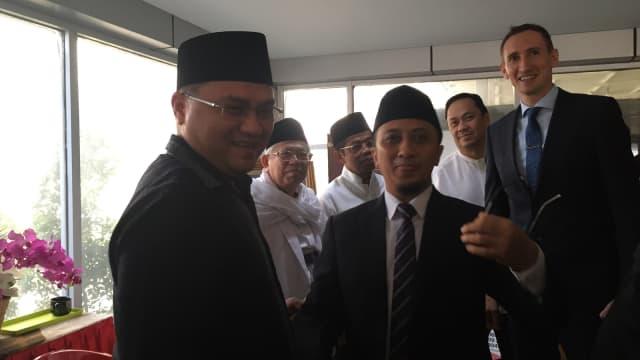 PayTren Milik Yusuf Mansur Dapat Izin BI, Menkominfo Ucapkan Selamat