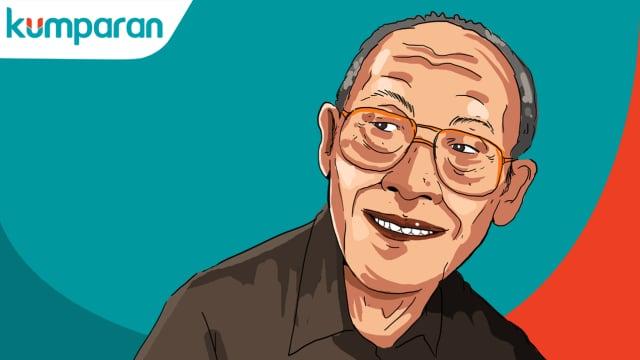 Lamunan Pramoedya Ananta Toer Berbuah Puluhan Novel Legendaris