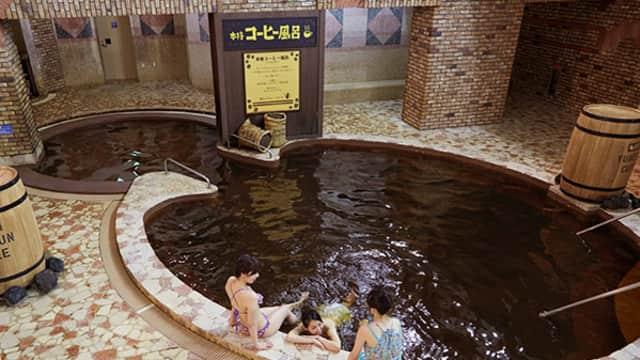 Unik, Jepang Tawarkan Berendam di Wine dan Kopi untuk Relaksasi Diri