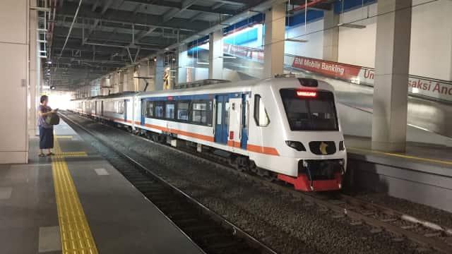 Kemenhub Akan Bangun 6 Jalur KA menuju Bandara dan Pelabuhan