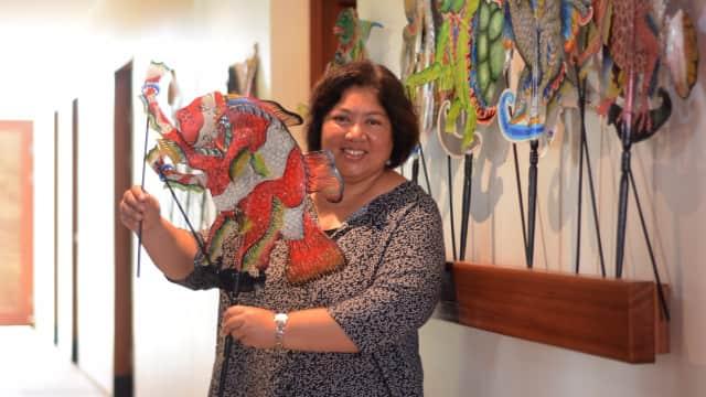 Rili Djohani, Pulang ke Ibu Pertiwi demi Terumbu Karang
