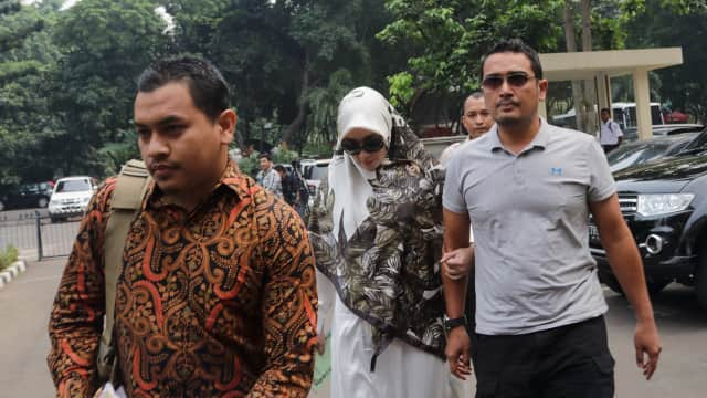 Polisi Kembali Periksa Firza Husein untuk Kasus Pornografi
