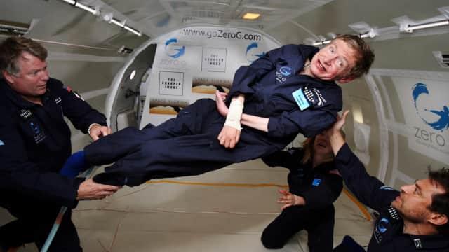 Ketika Stephen Hawking Boikot Konferensi Ilmuwan Israel Demi Palestina