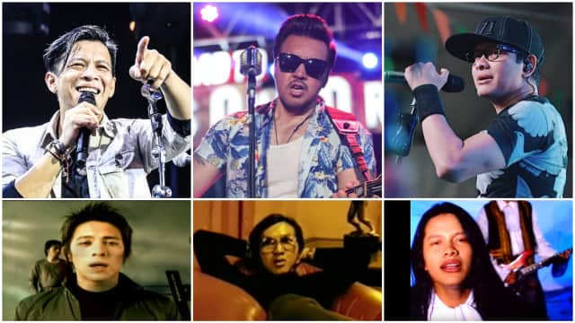 Perubahan 3 Vokalis Band yang Kini Makin Berkarisma