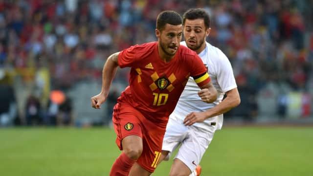 Chelsea Tidak Pasti, Hazard Pilih Menunggu