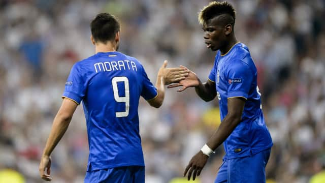 Juventus Akui Tak Sanggup Bawa Pulang Pogba dan Morata