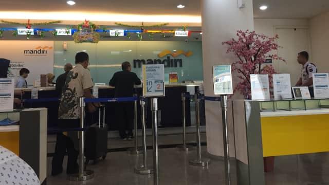 Bank Mandiri Targetkan Kredit Bermasalah di Bawah 3 Persen