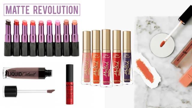 Rekomendasi kumparan: 5 Lipstik Matte yang Lembapkan Bibir saat Puasa