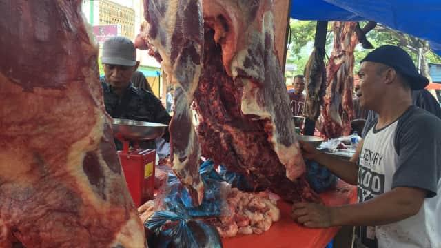 Jelang Ramadhan, Harga Daging Meugang di Aceh Tembus Rp 150 Ribu/Kg