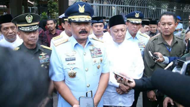 Safari Ziarah Panglima TNI: Sukarno, Soeharto hingga Soedirman
