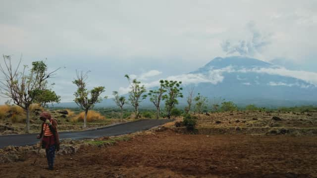 Status Gunung Agung Akan Diturunkan Jadi Waspada