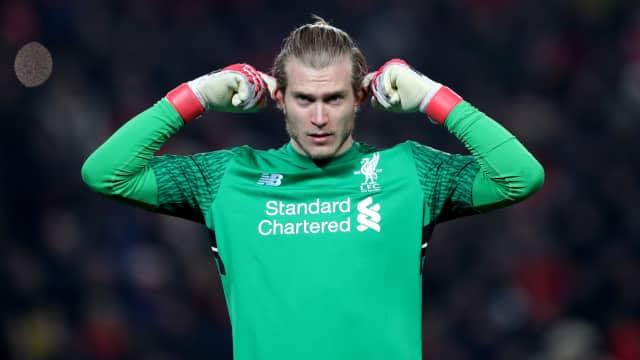 Rumor: Liverpool Sepakat Pinjamkan Karius ke Besiktas