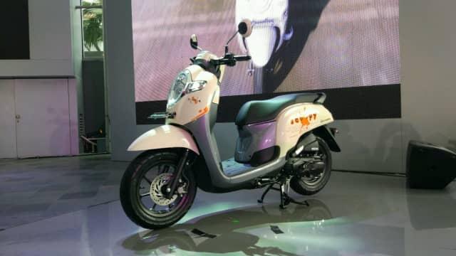 Penjualan Sepeda Motor Honda Naik, BeAT dan Scoopy Paling Laku