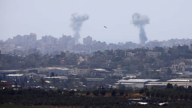Rudal Israel Kembali Hantam Permukiman di Gaza, 4 Orang Terluka