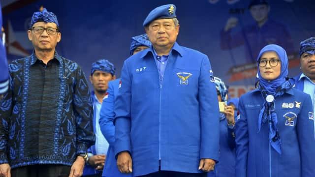 Tujuan SBY Ingin Bertemu PKS Salah Satunya Bahas Poros Ketiga