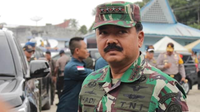 Panglima TNI: Waspada Cyber Narcoterorism Lewat Youtube dan Twitter